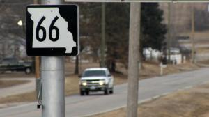 Shot of Route 66 in Lebanon, Mo. Photo Credit: Erica Semsch