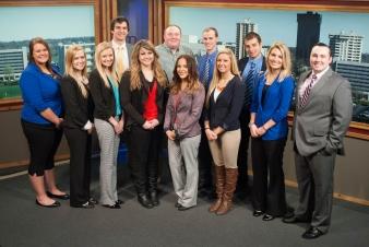 Ozarks News Journal Team, Spring 2015